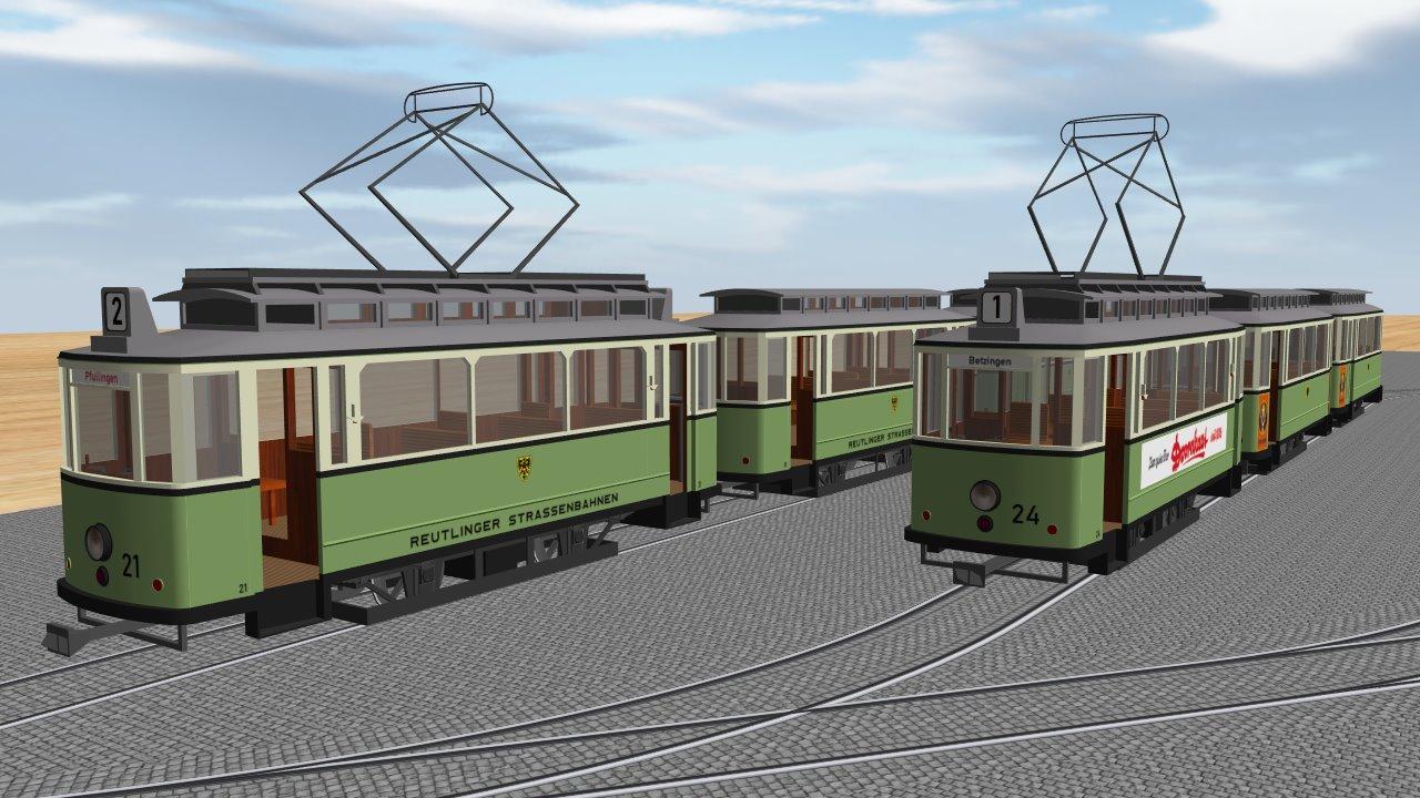 Bildertanz Wo Ist Das Eninger Stra Enbahn Depot