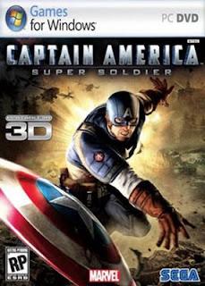 Download Jogo Capitão América Super Soldier (PC)