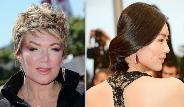 Hair Styles For Short Hair For Wedding Guest: Wedding Guest Hairstyles 2013 For Women