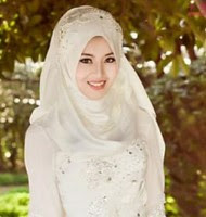 Gaun Pengantin Hijab Model Termewah Untuk Muslimah Model Baju