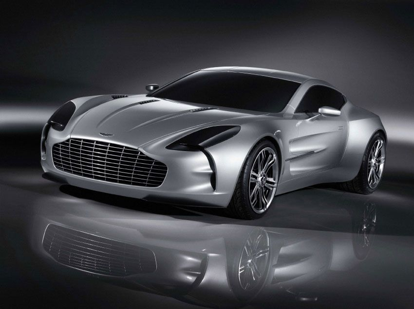 Everything Or Nothing Cars Aston Martin One 77