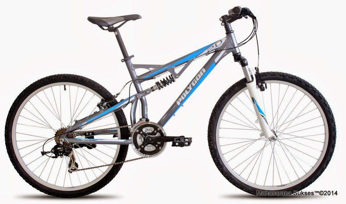 Sepeda Gunung Polygon Broadway 2.0