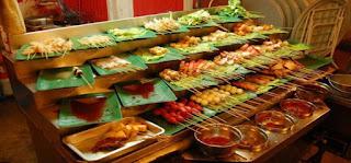 5 Tempat Wisata Kuliner Di Bandung  Dengan Konsep Mewah