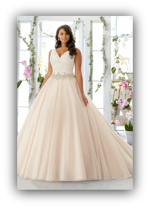 romantic-v-neck-train-tulle-ivory-sleeveless-wedding-dress-with-beading