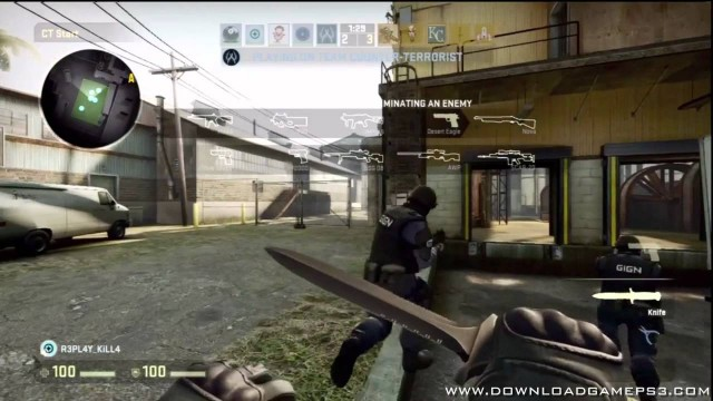 Counter Strike Global Offensive Psn Download Game Ps3 Ps4 Ps2