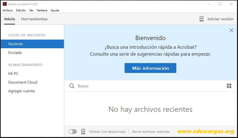 Adobe Acrobat Pro DC 2019 Full Español
