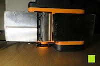 unten: Defort DEP-900-R Elektrohobel 900 W, Falzfunktion, Spanauswurfsystem