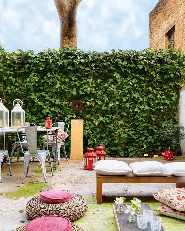 amenajari, interioare, decoratiuni, decor, design interior, loft, gradina