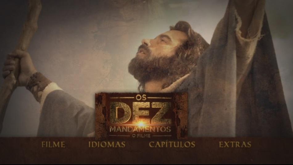 CLICK AQUI  Os Dez Mandamentos O Filme DVD-R 1