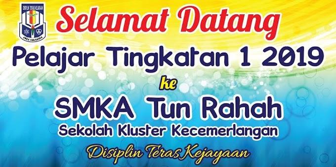 SMKA TUN RAHAH, SG BESAR.
