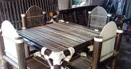 Kerajinan Bambu Untuk Peralatan Rumah Tangga Biasanya ...