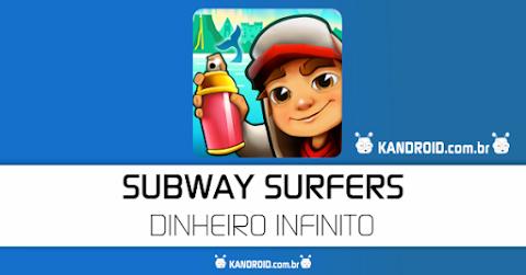 Subway Surfers Apk Mod v1.88 (Dinheiro Infinito/Desbloqueado)