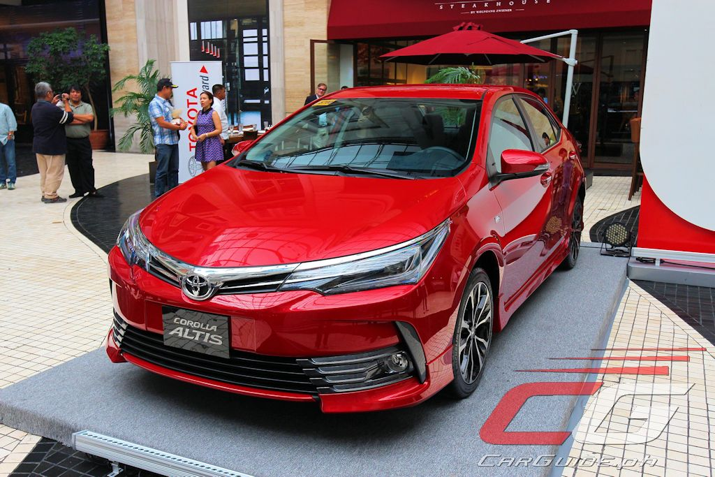 Brand New Toyota Altis For Sale Philippines All Kijang Innova 2.4 A/t Diesel Motor Gives 2017 Corolla An A List Update Apart From The Strong And Wider Look It Also Smoothens Out S Appearance More Changes Are Found In Wheels With Designs Same