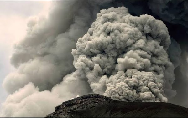 El volcán más peligroso de México entró en erupción 200 veces en un período de 24 horas.