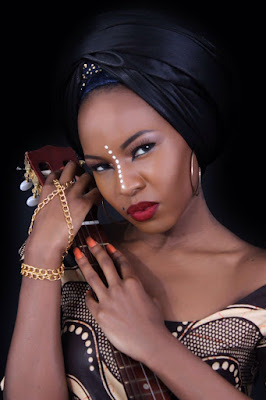 Sexy South African star, Kalifonia set to shake Africa with new album (photos)