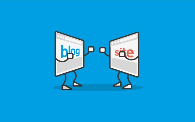 What Are The Differences Between A Blog And A Website..?