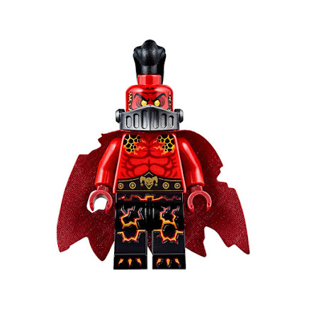 LEGO nex051 - Generał Magmar