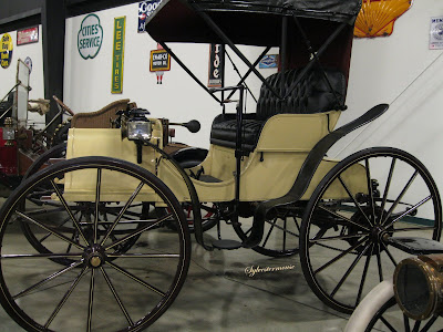 1908 Columbus Firestone - Tupelo Automobile Museum - Photo by Cynthia Sylvestermouse