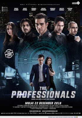 The Professionals WEBDL 720 Indonesia