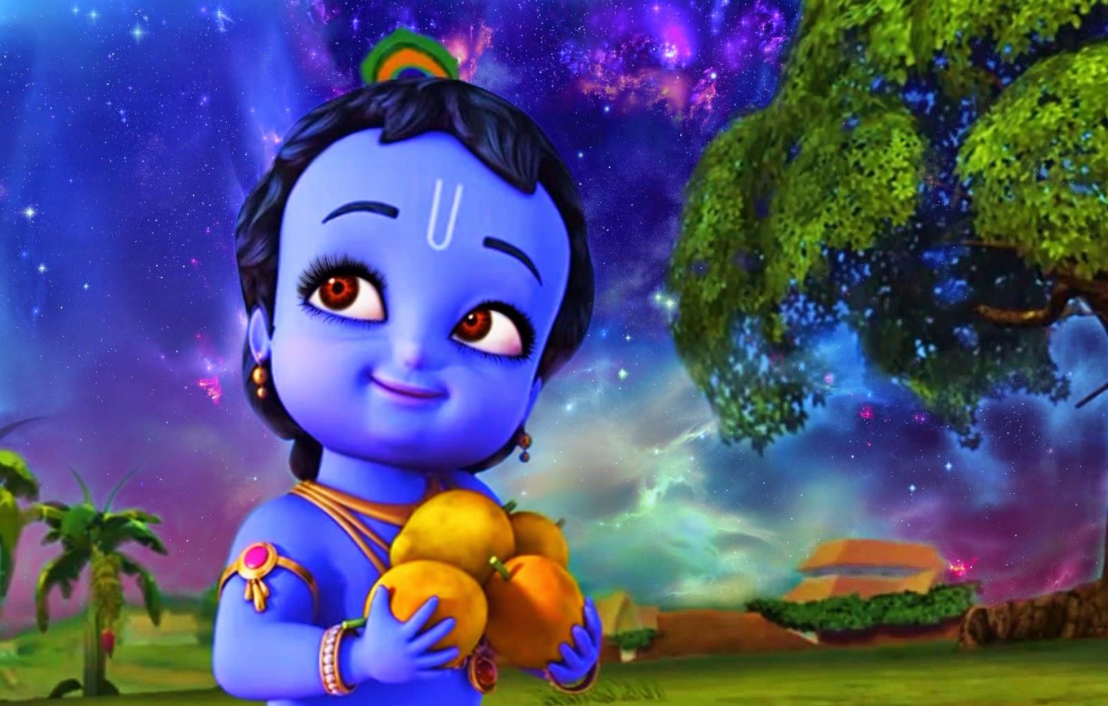 Disney HD Wallpapers: Disney Cartoon Little Krishna HD ...  Disney HD Wallp...