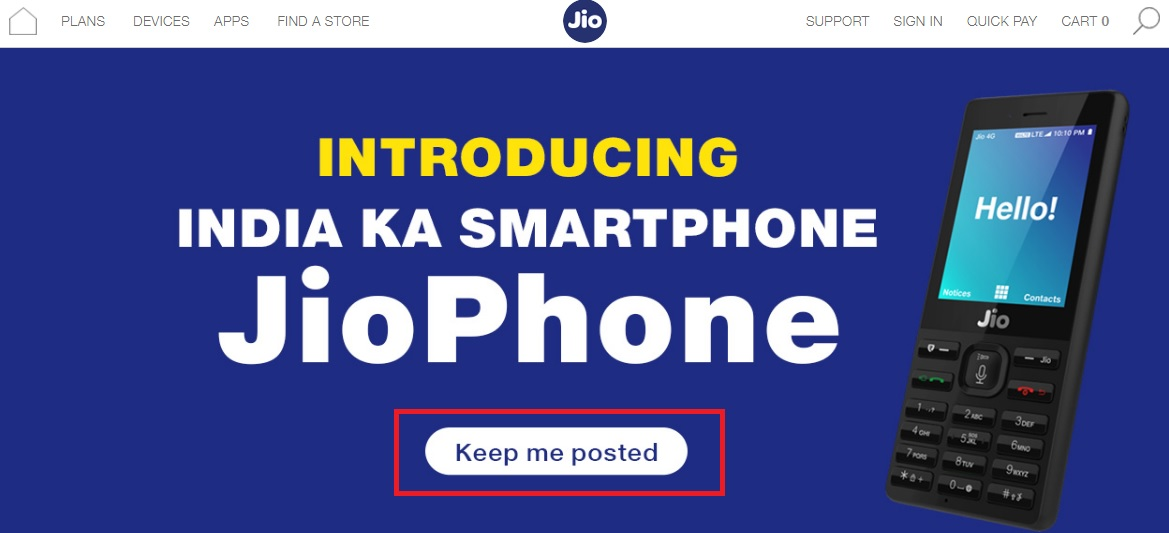 apps for jio phone