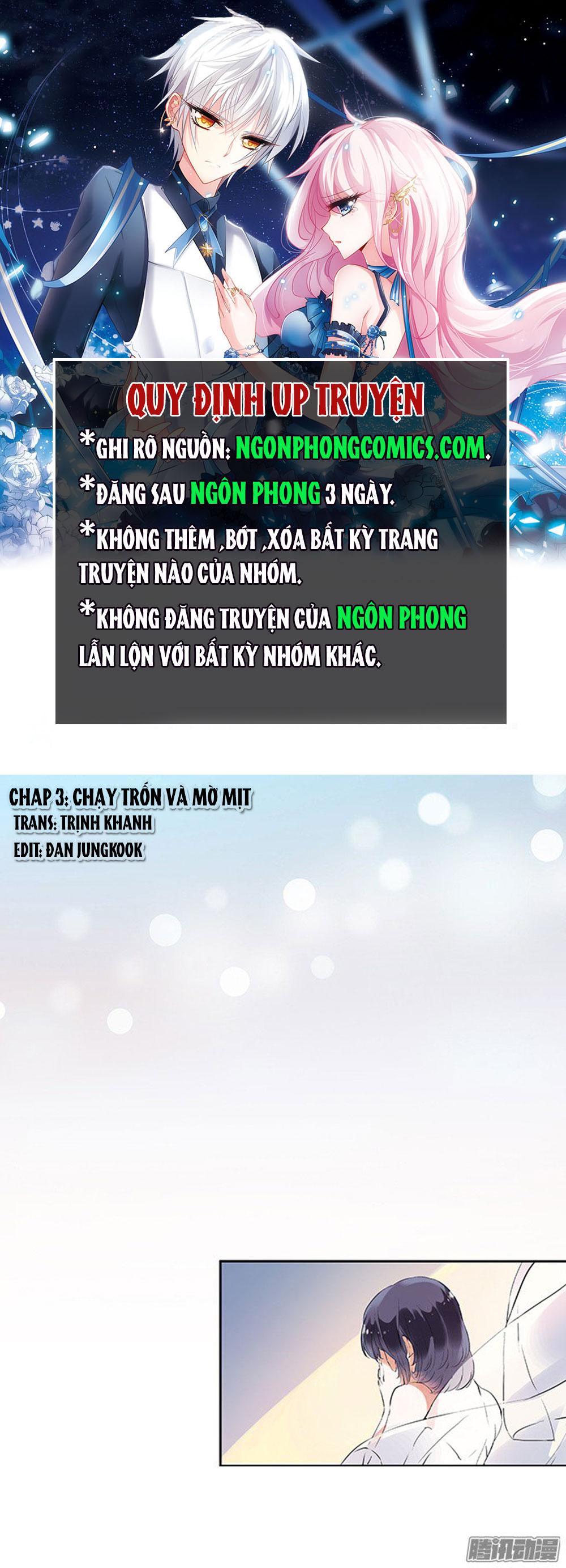 Thiên Kim Đường Môn_Chap 3