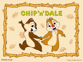 Disney Chip and Dale Coloring Pages Printable | ... to see it full ... | 210x280
