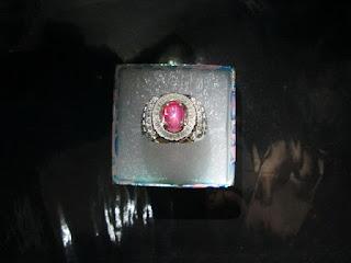 pink safir selon ster
