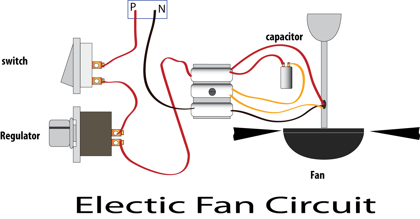 Hunter Ceiling Fan Remote Wiring Diagram 6 Speed Automotive Double Switch For New Fanwiringdaigram2gif With Capacitor Get Free Image Light Fans No