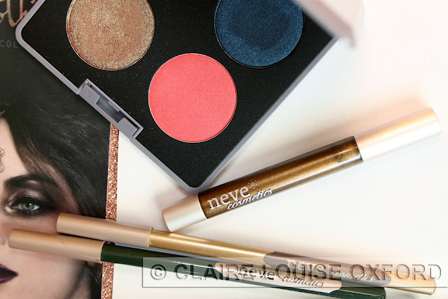 Neve Cosmetics Neogothic Collection - Il Vernissage The Magic Circle