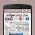 Come leggere le prime pagine dei quotidiani con App o su Internet