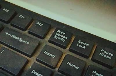 Cara Screenshot Menggunakan Keyboard Pada STB Android
