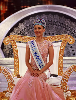 Megan Young won Miss World 2013 Crown, Miss World 2013 won Crown