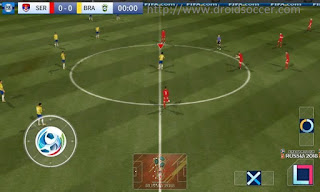 Download DLS Mod WorldCup Rusia 2018 Apk + Data Obb