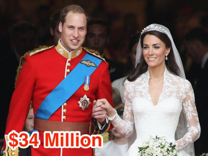 19-Prince William and Kate Middleton