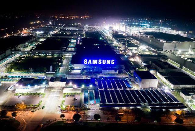 nhà máy samsung ở Bắc Ninh