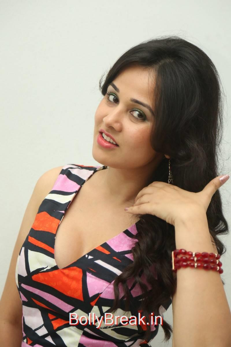 Nisha Kothari Pictures, Hot Pics of Nisha Kothari  from Criminals Movie Teaser Launch