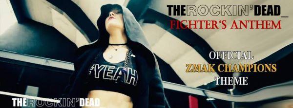 "THE ROCKIN' DEAD:  Δείτε το video για το νέο τους single  ""Fighter's Anthem"""