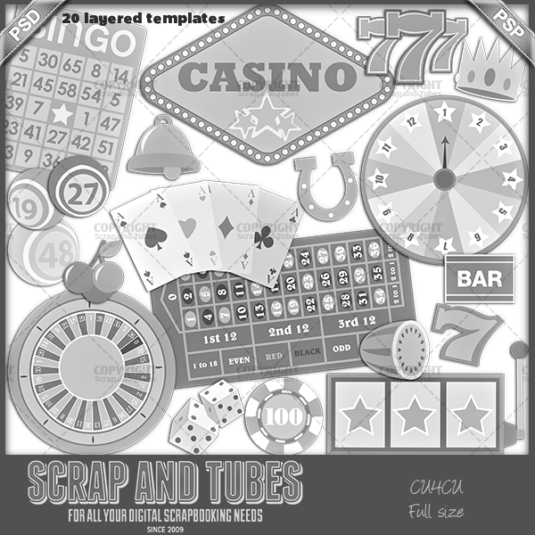 scrap casino freebies