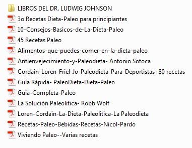 dott. ludwig johnson dieta paleolitica