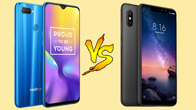 Realme U1 Vs Xiaomi Redmi Note 6 Pro: Which one is best for you?