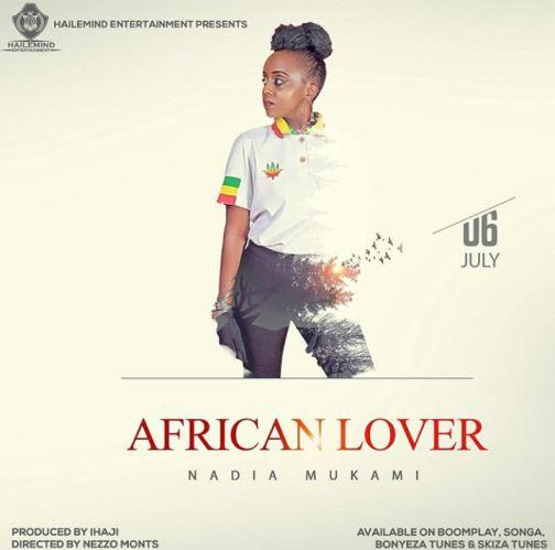 Nadia Mukami - African Lover