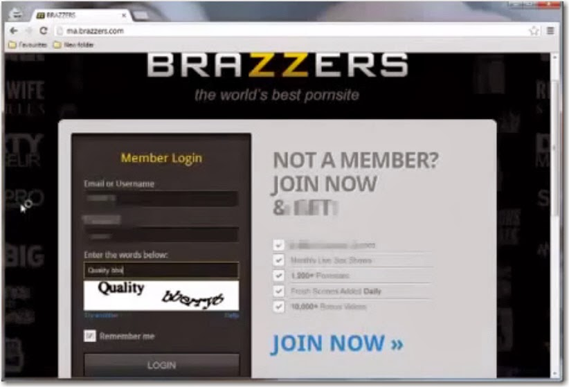 Brazzers member