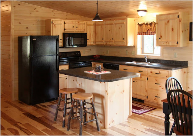 Cool Small Kitchen Floor Plans