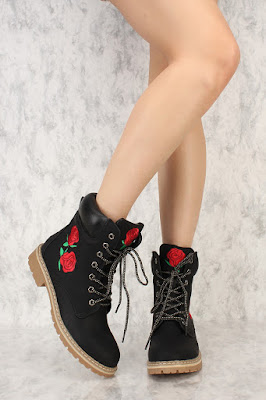 Wishlist Loja AmiClubWear, coturnos, botas, shoes, roses, boots