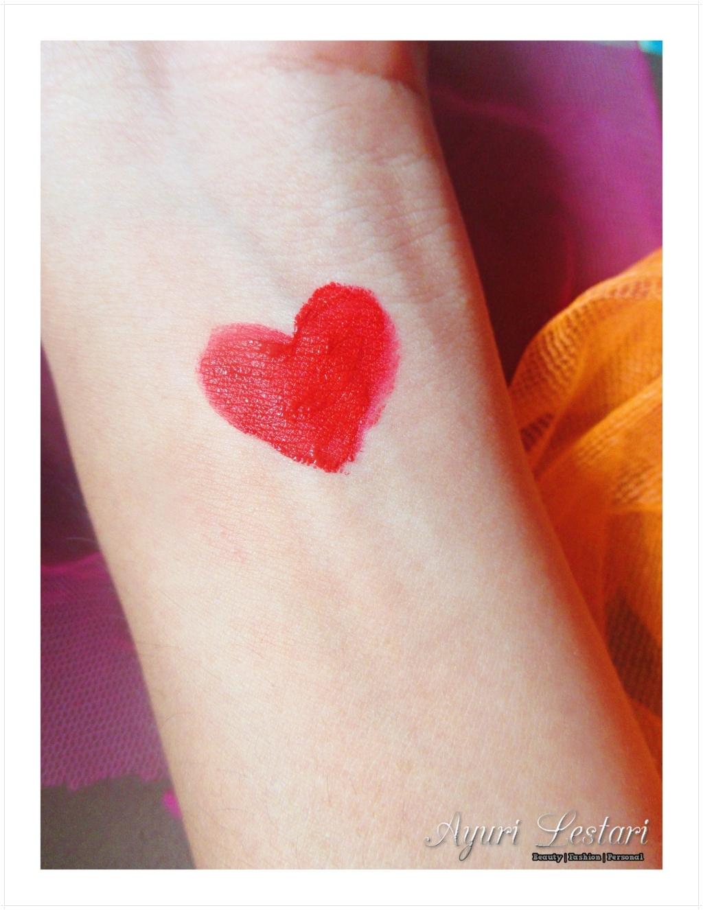 Review Wardah Exclusive Matte Lip Cream No 07 Hello Ruby Beauty Lipcream