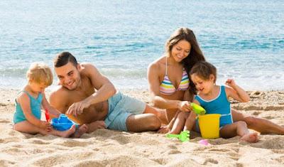 Liburan Ke Pantai-Alternatif Liburan Yang Menyenangkan