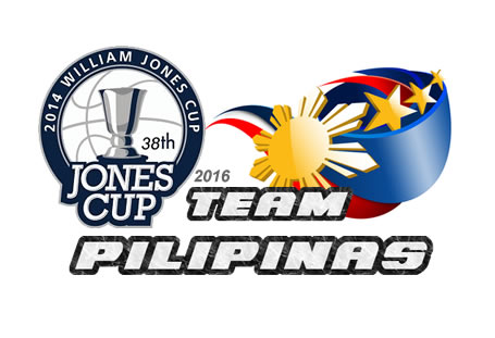 List of Official Roster of Philippines 2016 Jones Cup - Taiwan