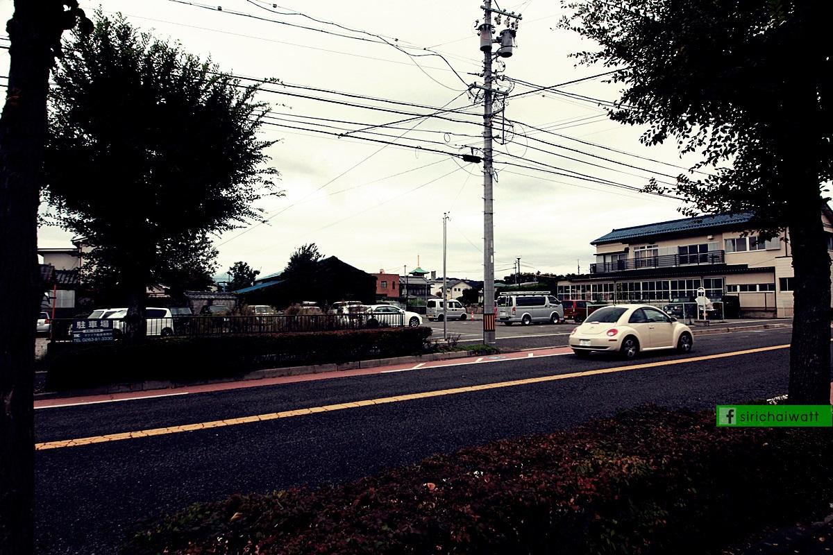 ที่จอดรถ หรือ Parking ทั่วๆ ไปในญี่ปุ่น ที่มีให้บริการ (เสียเงิน)