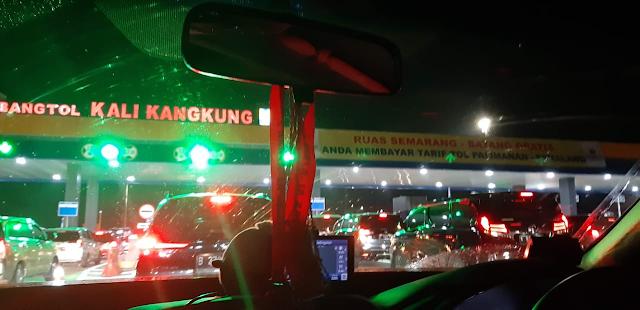 Ttips berkendara di Tol Trans Jawa